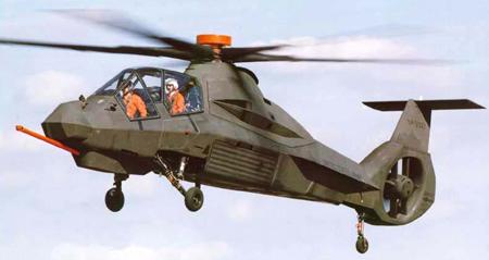 US Army RAH-66 Main Transmission