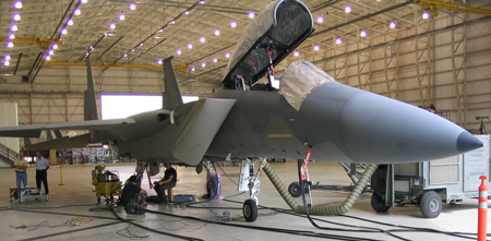 Us Air Force F-15 Hydraulic Systems