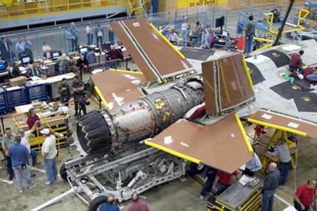 US Air Force F-35 Sensors